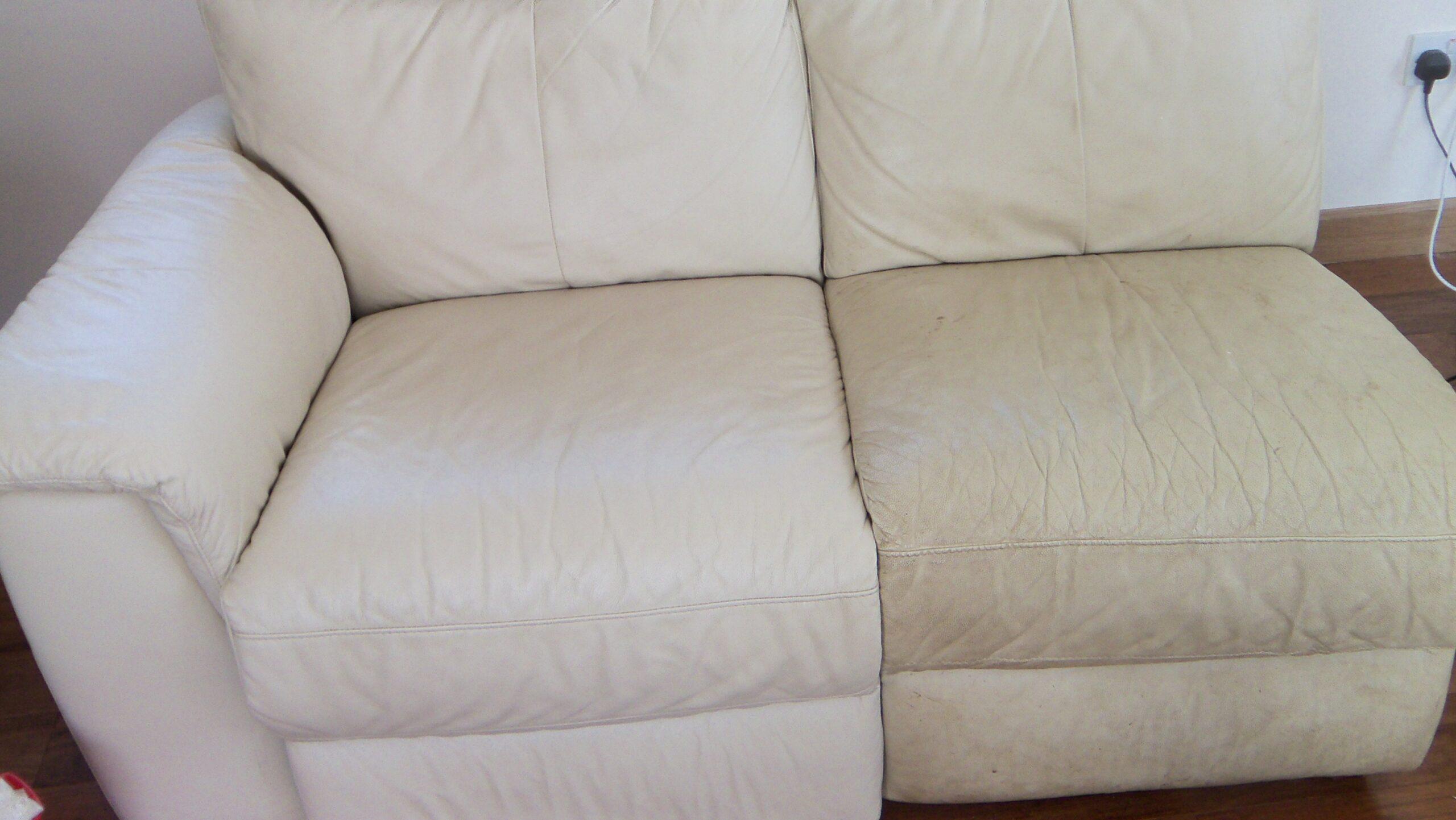 leather sofa cleaning London - Supreme Furnishings