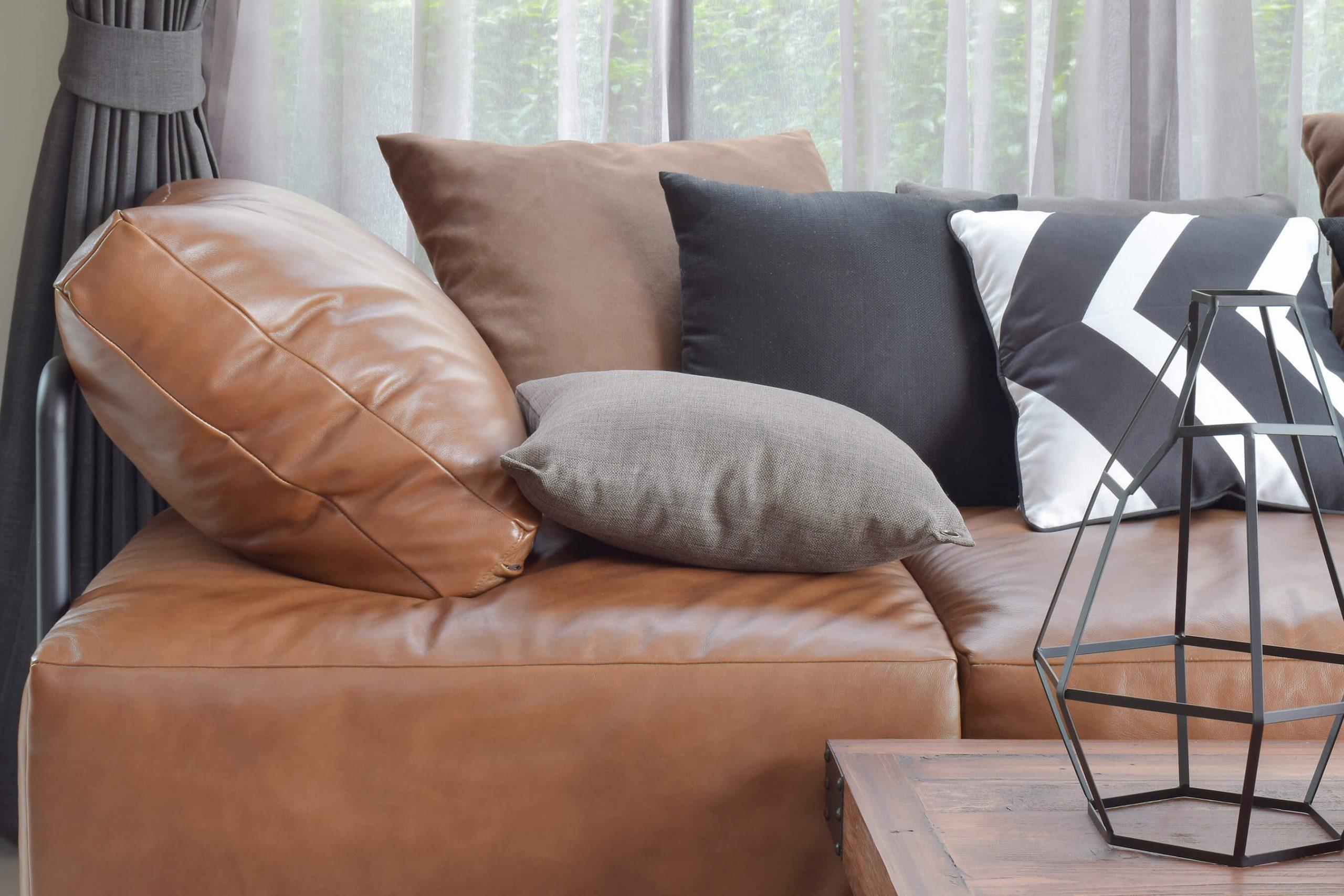 leather sofa cleaning - Supreme Furnishings